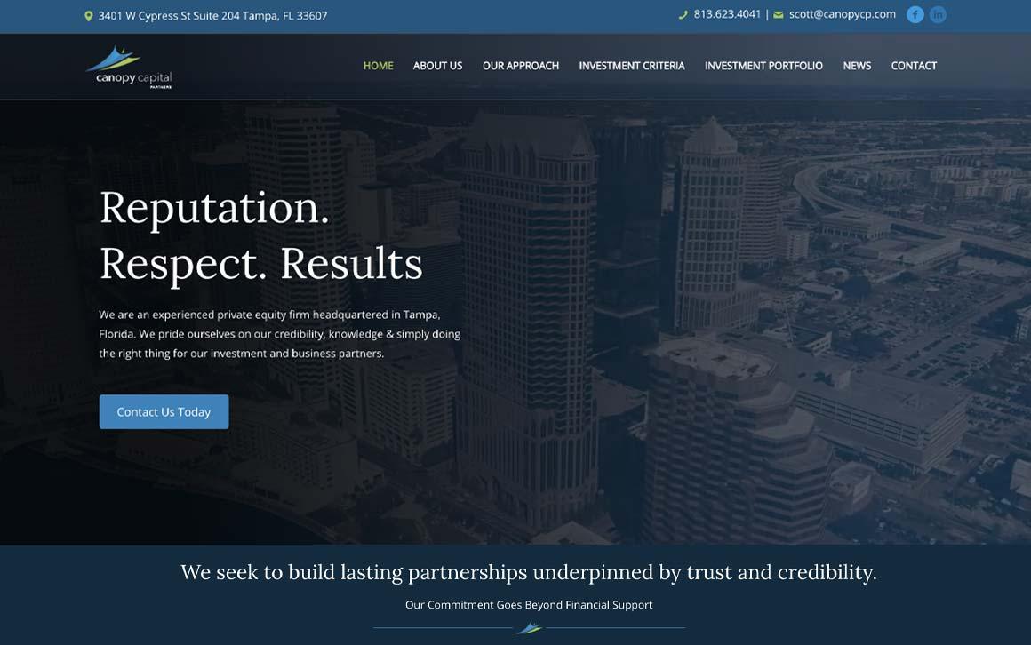 sky-compass-media-website-design-canopy-capital